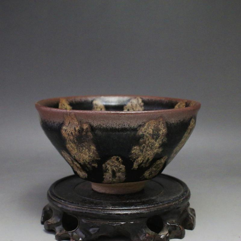 Здесь можно купить  Rare Song Dynasty(961--1275)Jian Kiln porcelain bowl,Partridge spot Glaze,best collection & adornment, Free shipping  Дом и Сад