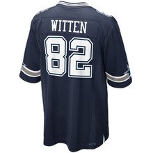 Men's Dallas Cole Beasley Jason Witten Dez Bryant Sean Lee cowboys jerseys(China)