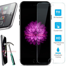 4 4S Tempered Glass For Apple Iphone 4 4S Tempered Glass Cover 9H 0.33mm Screen Protector Flim Guard Hot Sales