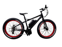 New design electric fat tire bike(China (Mainland))