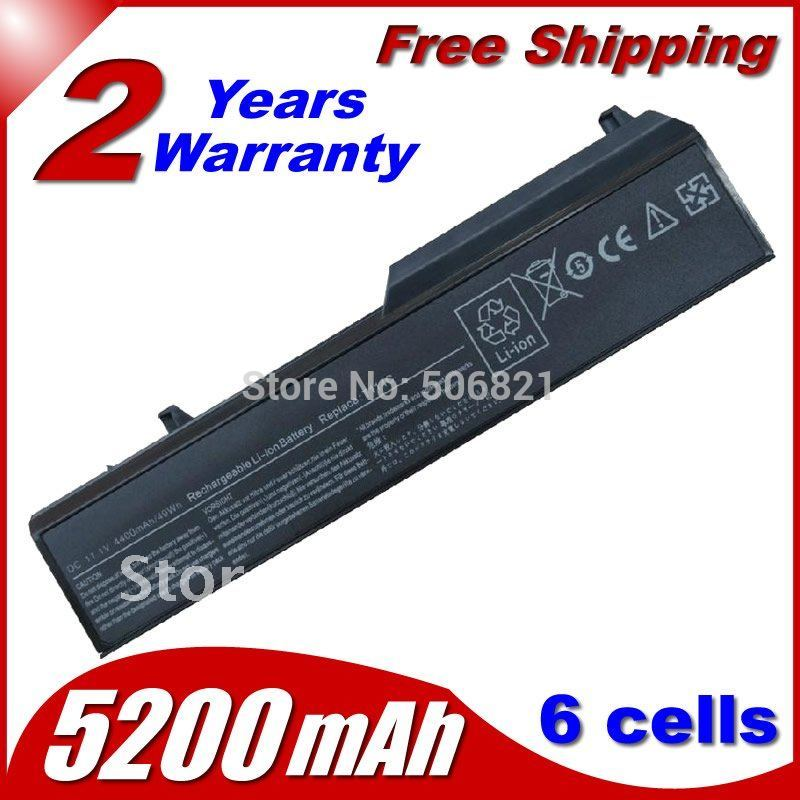 Replacement Laptop Battery For Dell 0N241H 312-0724 312-0725 312-0859 312-0922 451-10586 451-10587 451-10655 K738H N950C N956C(China (Mainland))