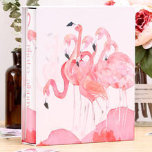 4D Large 6-inch Intert Photo Album 200 Pages Scrapbook Paper Baby Family Scrapbook Albums Wedding Foto Album Scrapbooking Album(China)