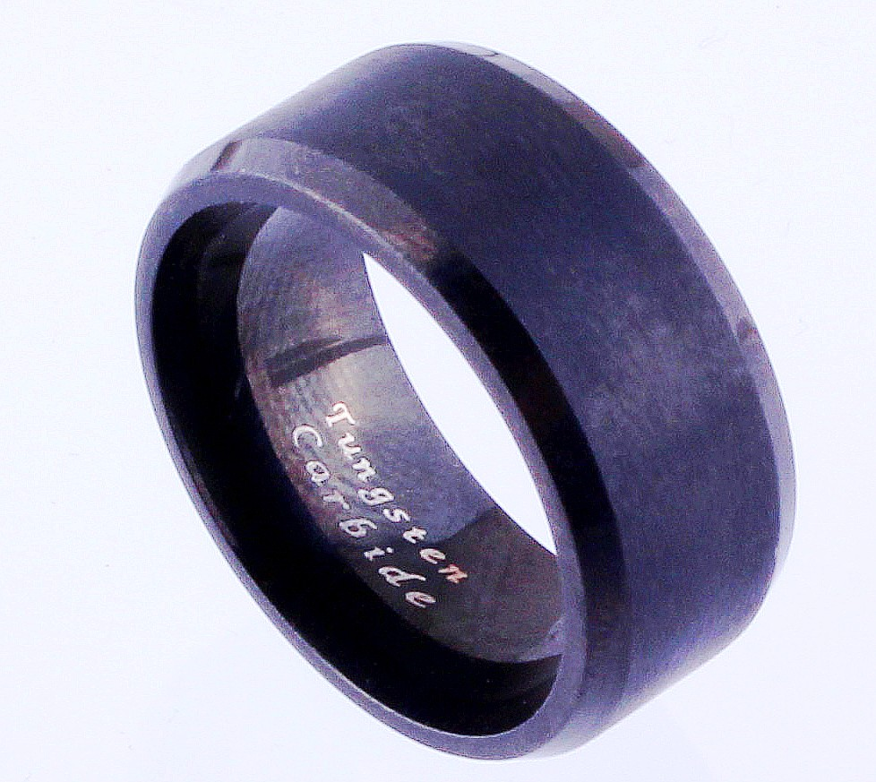 buy wholesale tungsten eternity ring from china