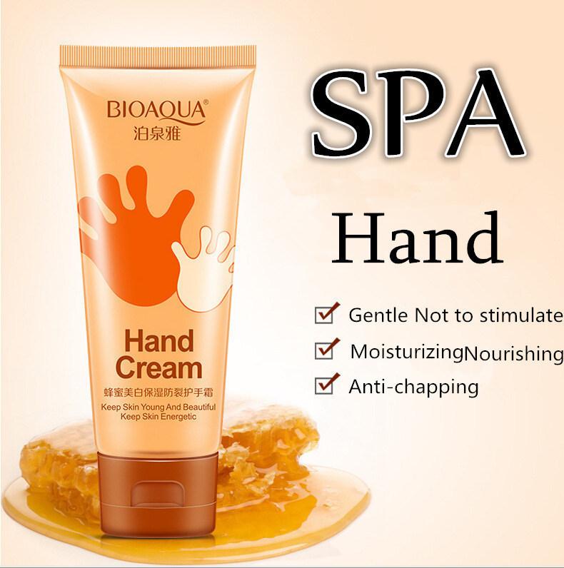 2015 Crema Manos Cream For Hand spa Honey Hand Serum Moisturizing Cream To The Skin Defender For Care Anti chapping Genuine