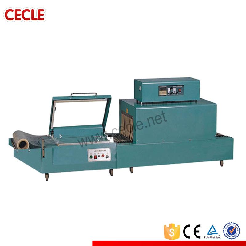 Multipurpose auto hardware l sealer and shrink pack machine(China (Mainland))