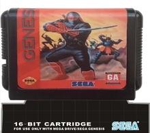 Sega 16bit MD games card: The Super Shinobi 3  For 16 bit Sega MegaDrive Genesis game console