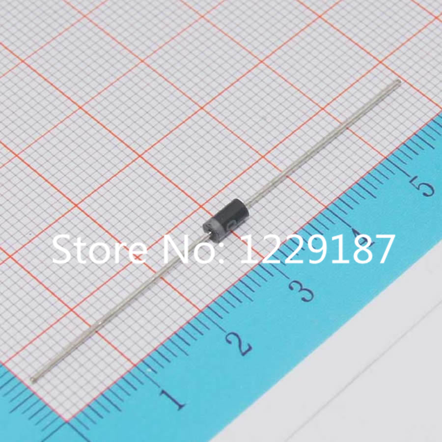 Free Shipping 100PCS IN5817 DO-41 1A 20V SCHOTTKY DIODE 1N5817(China (Mainland))