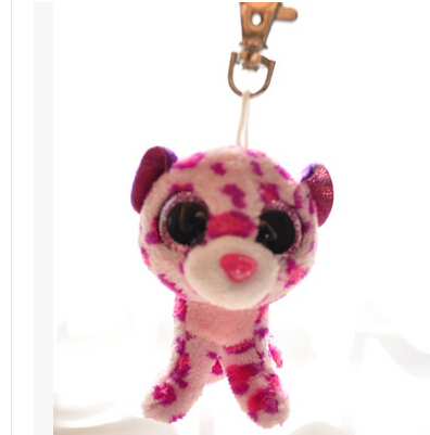 TY  big eyes animal seal 10cm 5pcs/lot  Doll plush pendant  for child gift  gyx001
