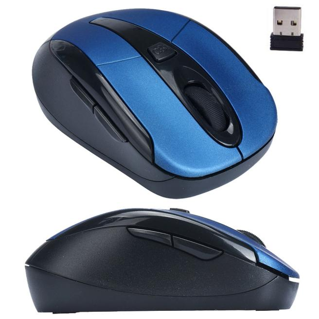 Reliable Optical wireless mouse Portable 2.4G Wireless Optical Mouse Mice For Computer PC Laptop Gamer