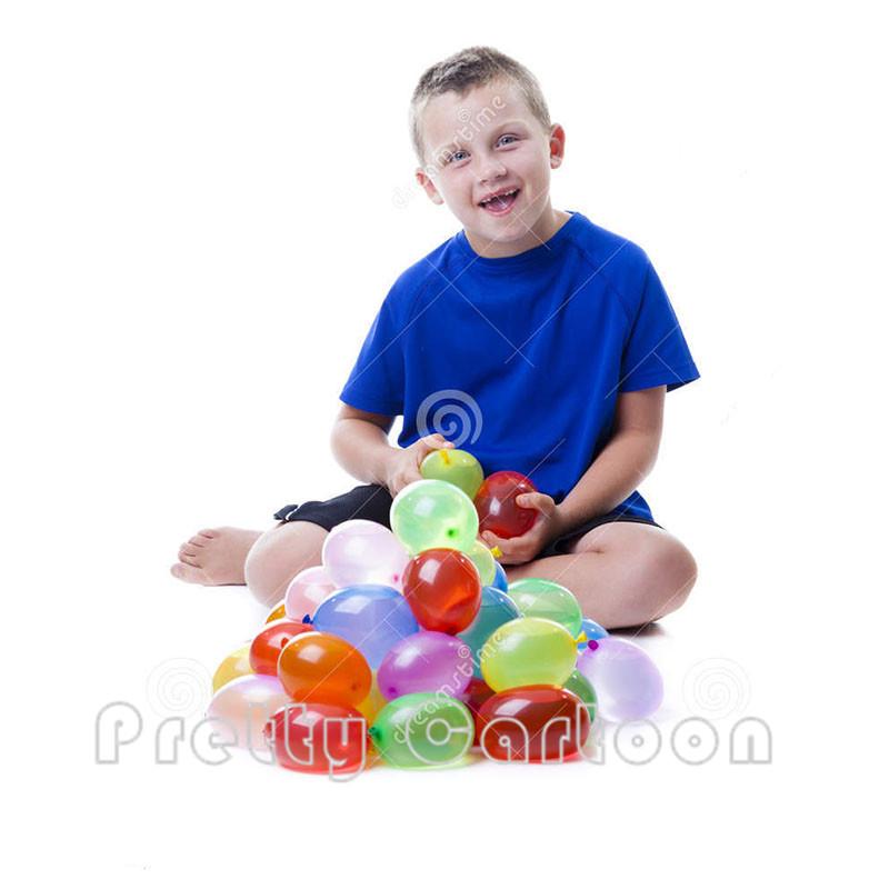 500pcs/lot 6Inch Latex water balloons Thickening globos Apple party balls air baloes(China (Mainland))