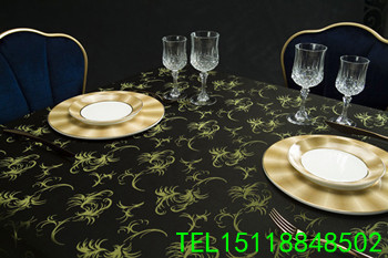 Table cloth  linen    Hotels Wallpaper Custom Wallpaper Wholesale cheaper 25zb 25zb