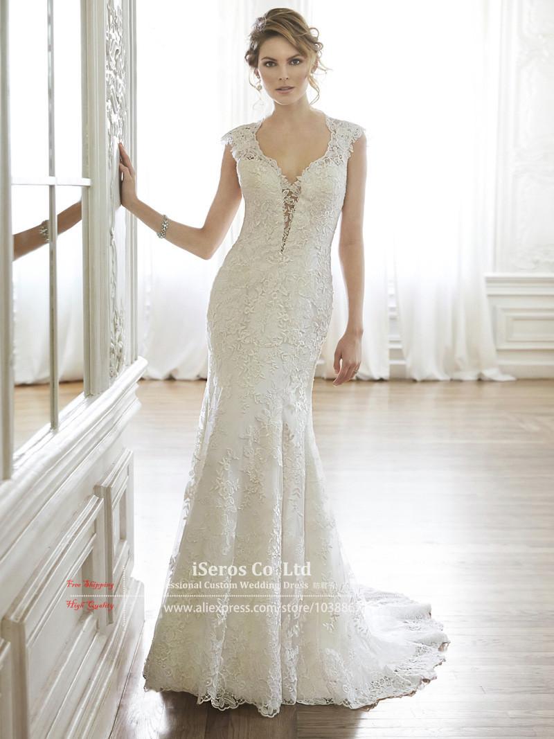 Свадебное платье Iseros Cap Vestidos De Novia TZ137