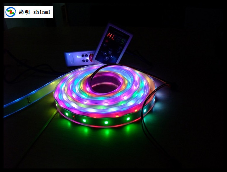 SMD LED lamp light slide flexible LED fluorescent tube 6803 IC 5050/30 bead Russia(China (Mainland))