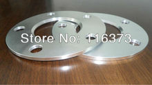 1 pair 5x120mm billet HubCentric Wheel Spacers 5mm thickness 74.1mm hub bore(China (Mainland))