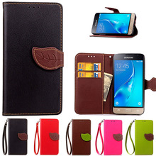 Buy J1 2016 Luxury Leather Case Samsung j120 j120F Wallet flip cover Samsung galaxy j1, 2016 sm-j120f case Phone Coque for $3.63 in AliExpress store