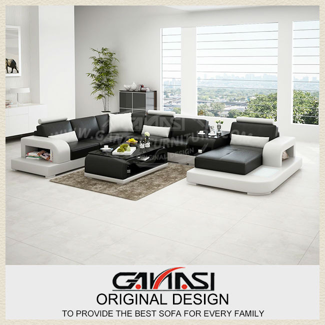 Modern Design Furniture Foshan New Fashion Sofa Sets Big