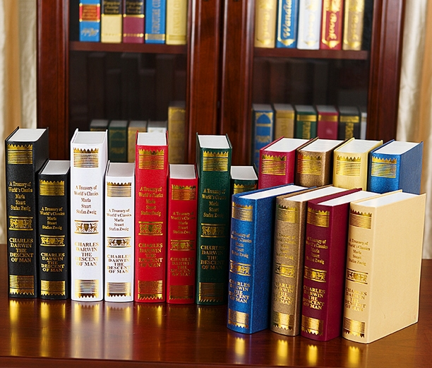 Buy fake books antique books lot of four - Decorative books for display ...