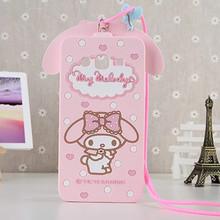 Samsung Galaxy A3 A5 A7 J5 J7 Grand Prime G530 Cover Cute 3D Hello kitty Melody Bow Cartoon Capa Soft Silicone Phone Case - Denlais Electronic Co., Ltd store