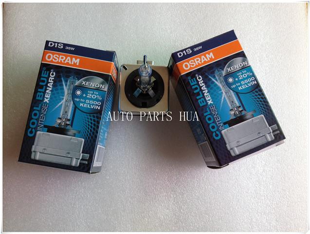 Auto parts OEM Osram D1S 66144CBI Xenon Bulb Lamp Light Lighting Car Headlight For 5500K(China (Mainland))