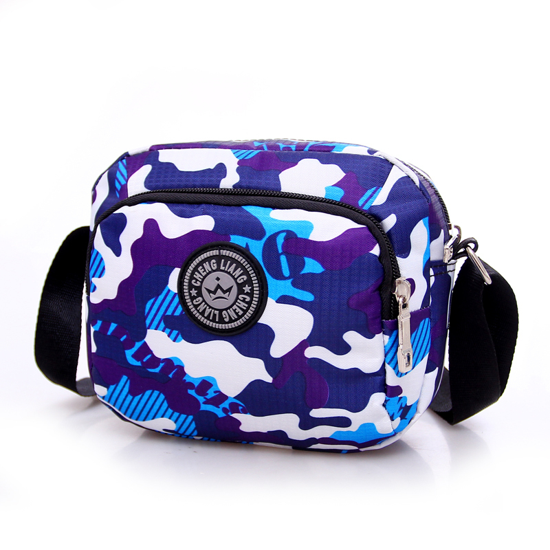 women's mini crossbody bag College style camouflage small bag Fresh lovely mobile phone package New 2015 summer messenger bag(China (Mainland))