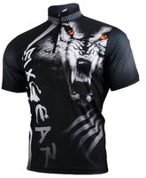 Fixgear Tshirt Men Cycling Jersey Sport Clothing Bieke Fitness Workout Shirts GYM Wear Training Tops Shirts S-3XL