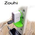 Zouhi Quick Charge 2 0 5V 9V 12V Dual USB Turbo Wall Charger QC 2 0