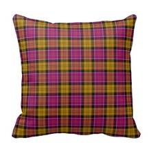 Athletic Culloden Scotland Tartan Pillow Case (Size: 45x45cm) Free Shipping