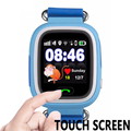 Toobur Q90 Smart Baby Watch Touch Screen WIFI GPS Tracker Smartwatch for IOS Android Smart Phone