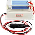 High Quality Portable Ozone Generator Car Ceramic Plate DC12v 7g Air Purifier Air Sterilizer Car Ozone