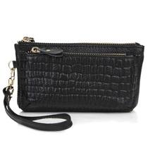 2016 New Genuine leather clutch female multifunctional cowhide women's day clutch coin purse phone bag clutch bag,YB-DM1050