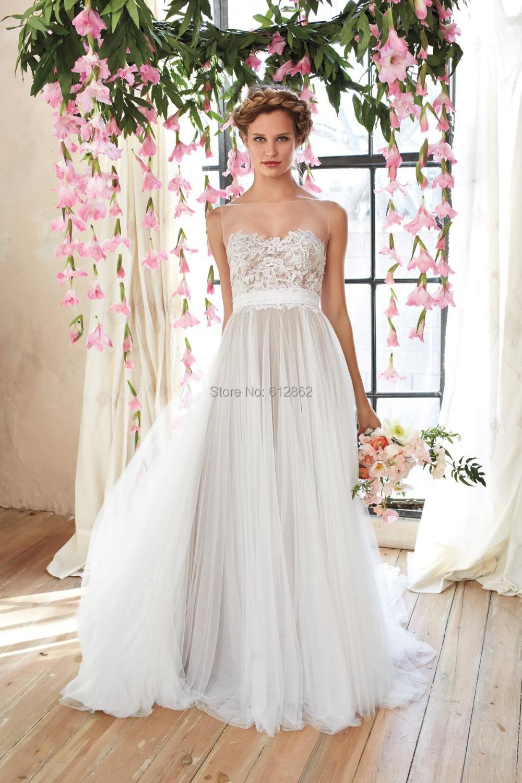 Beach Casual Wedding Dress