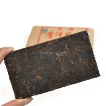Wholesale Yunnan Pu er tea puerh brick bamboo shell Chazhuan 2008 year old brick 100g puer