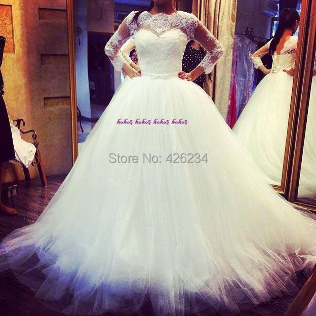 Закрытые свадебные платья москва