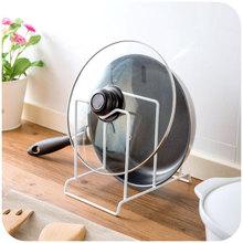 Kitchen Accessories Dish Bowl Drain Rack Stainless Steel Pot Rack Chopping Block Standing Knife Shelf Non-slip Plate Rack