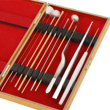 Professional 10Pcs Ear Care Curette Kit Set Health Ear Pick Ear Wax Remover Cleaner Tool(China (Mainland))