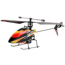 Original WLtoys V911 RC Helicopter 2.4G 4CH Drone Toy Remote Control Drones Flying Toy Helicoptero Aircraft Kid Drone Dron Gifts(China)