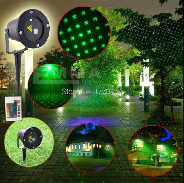 amazon offerte luci laser externe natale