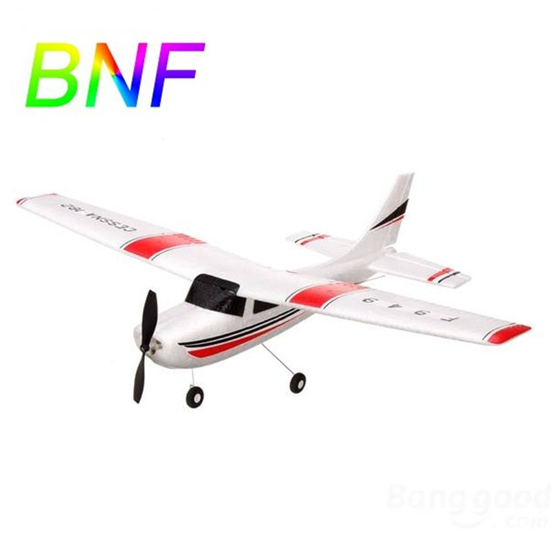 WLtoys F949 2.4G 3CH Cessna 182 Micro RC Airplane BNF Without Transmitter Remote Control Toys For Children(China (Mainland))