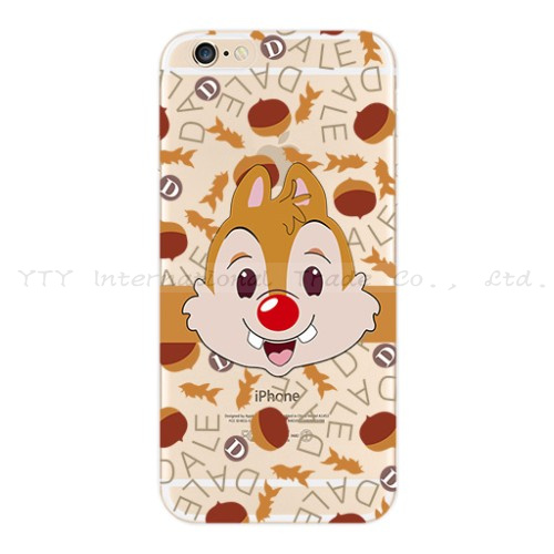 6 6S Popular Pattern Cartoon Mickey Mouse Silicon Phone Shell For Apple iPhone 6 6S Case For iPhone6S Cases Cover Best Choose
