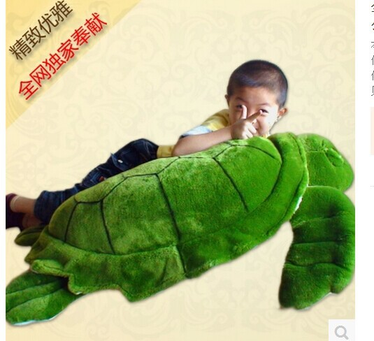 huge soft pillow ,simulation animal turtle about 88cm lovely tortoise plush toy high quality goods birthday gift t5858<br><br>Aliexpress