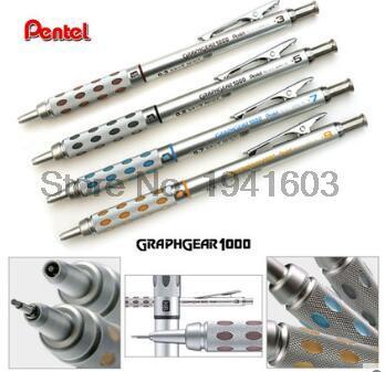 Pentel GraphGear 1000 Aluminum Barrel High Quality Drafting Mechanical Pencil<br><br>Aliexpress