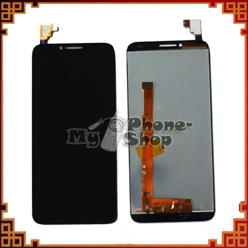 ALC 6037 lcd with touch screen black
