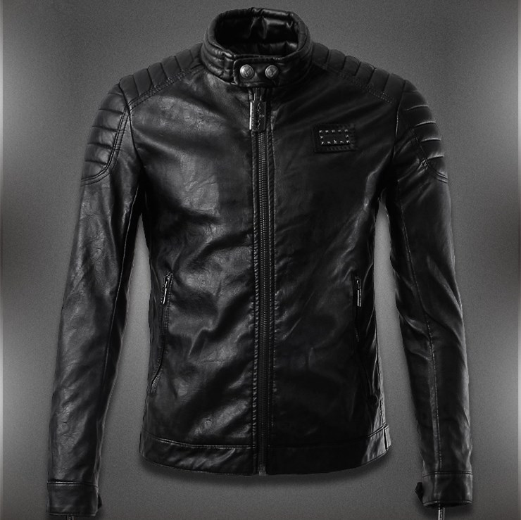 Real Leather Jackets Men - Jacket