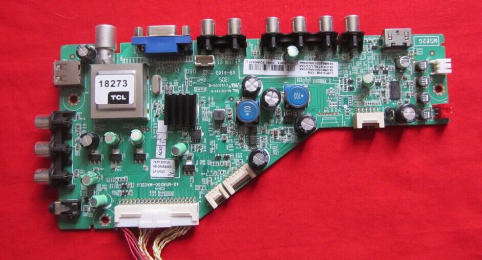 Original L39F3320B motherboard 40 MS82G0 MAC2 screen V390HJ1 P02
