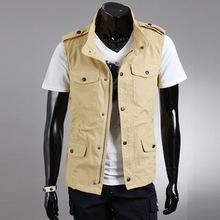 2015 Limited New Arrival Mandarin Collar Spandex Lycra No Standard Polyester Woven Conventional Slim Baseball Jacket