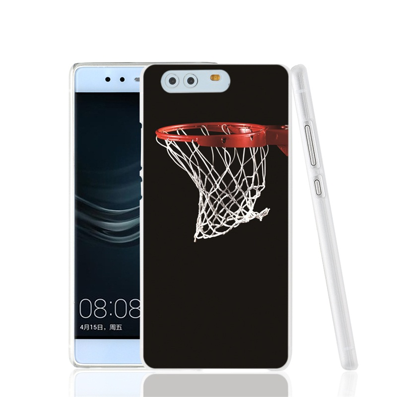 25074 net Basketball phone Cover Case for huawei Ascend P7 P8 P9 lite plus G8 G7 Y6 honor V8 5C(China (Mainland))
