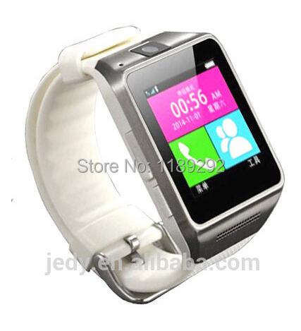 Free shipping HOT! Gv08 Smart Watch latest wrist watch Mobile Phone Bluetooth watch pedometer(China (Mainland))