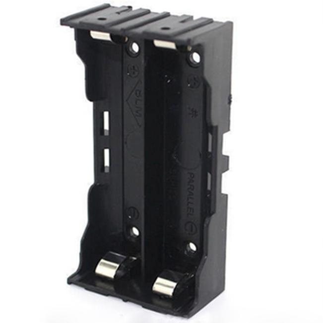 image for DIY Storage Box Holder Case For 2 X 18650 3.7V Rechargeable Battery 4