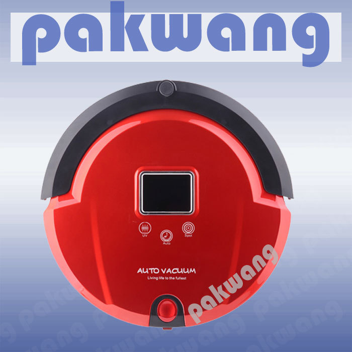 4 In 1 Multifunctional Robot Vacuum Cleaner Useful Gift for Parents and Self,productos innovadores(China (Mainland))