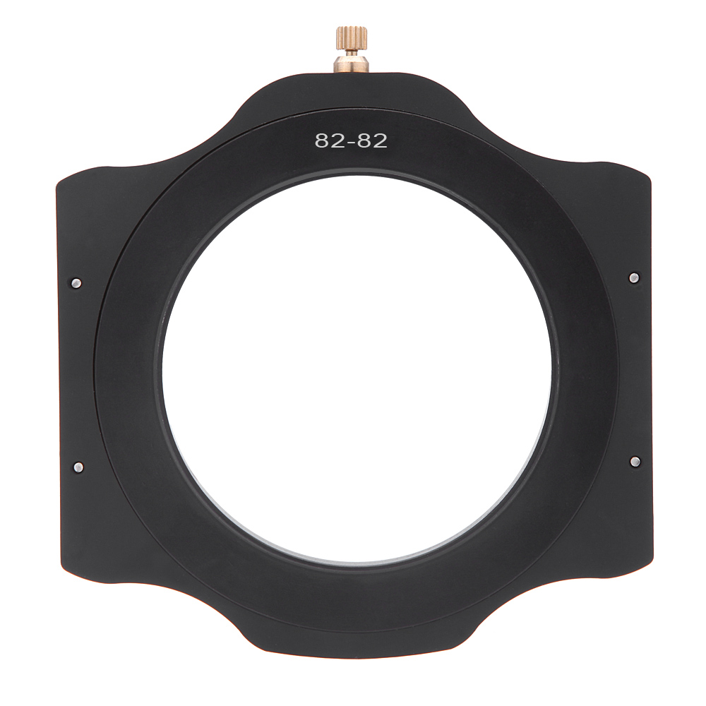 100mm Metal Square Filter Holder with 82mm Filter Adapter Ring for Lee Hitech Singh-Ray Cokin Z Series Filter(China (Mainland))